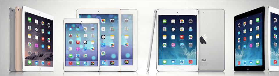 Consultez ces options en cherchant une réparation d'écran d'iPad à Lyon