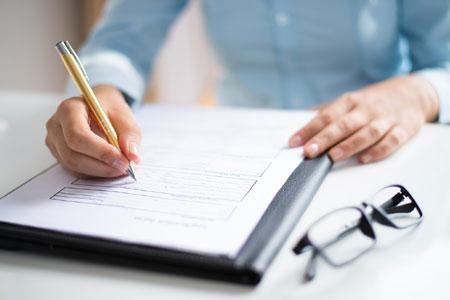 Choisir le bon service de notaire