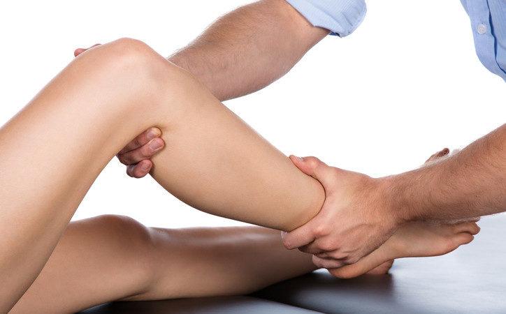 Rééducation post-opératoire d'une fracture de la cheville